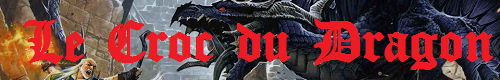 [PFRPG] Le Croc du Dragon